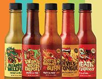 Mucho Burrito Hot Sauce
