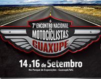 Encontro Nacional de Motociclistas | Key Vision e Flyer