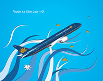 Vietnam Airlines posters