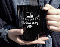 Logo & Mug Design: ACTS Fellowship Church