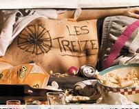 Troupe de théâtre Les Treize - Affiches