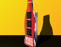 Coca Cola Consept Stands