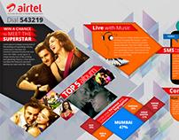 Airtel infographics