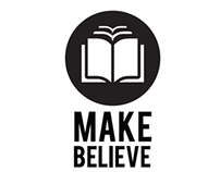 Make Believe logo design