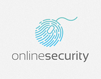 OnlineSecurity Logo Template