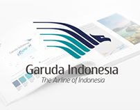Garuda Indonesia | Advertisement Guidelines 2013