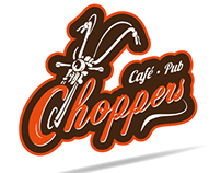Choppers Bar - Logo