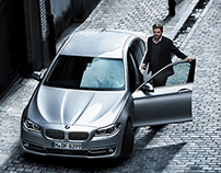 BMW 5er webAPP