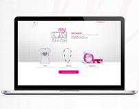 Website My Love Affair