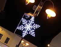 Christmas Lights - Street Photography