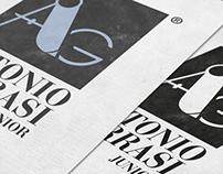 Antonio Gorrasi Brand Identity