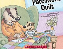 Grandma's Patchwork Quilt Scholastic Book