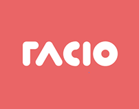 Racio packaging and logo redesign – concept