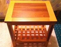 Sitting room table (Multi-functional)