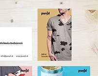 Puojd - business cards