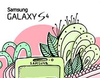 Samsung Galaxy 4 Ilustraciones