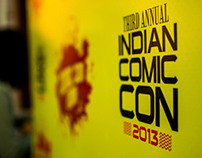 Indian Comic Con 2013