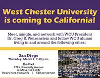 Alumni Association Event Invitation