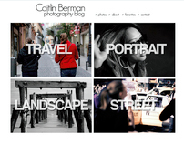 Photography Blog Design