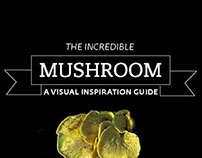 The incredible Mushroom - visual inspiration guide