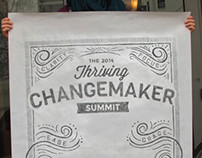 Thriving Changemaker Summit Brand Design