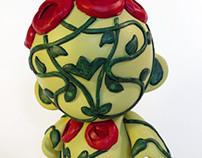 Mackintosh Roses Munny