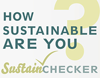 Sustain Checker - iPhone app