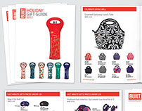Printed Marketing Collateral - Catalog and Booklets