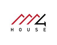 Logo for hotel 4 House Bakuriani
