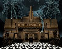 RX Bandits Poster