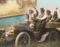 Oklahoma Tourism Genealogy Brochure