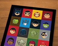 RiSER Hero & Villain Campaign 2012