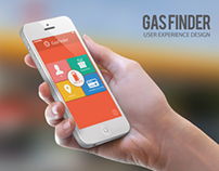 Gas Finder - Shell station