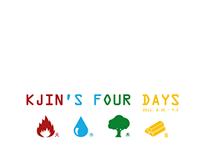 KJIN'S FOUR DAYS
