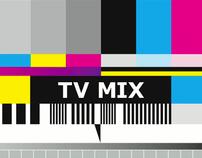 TV MIX BRAND IDENTITY