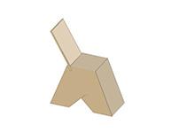 Expositor de Cartão     |     Cardboard Exhibitor