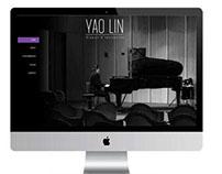 Yao Lin Performer Website