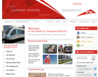 "RTA ""Our future""  Idea, concepts & brand identity"