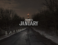 Journeys: January