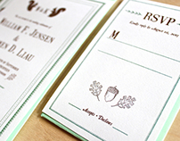 Wedding Invitation Suites