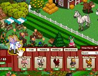 FarmVille Design Mode