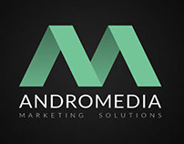 AndroMedia Business Cards