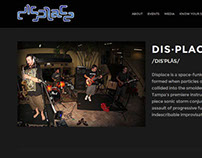 DisplaceMusic.com