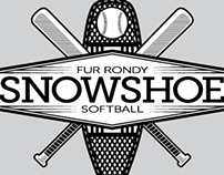 Fur Rondy Snow Shoe Softball