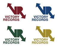 Victory Records Logo Redesign