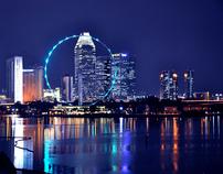 Photography: Singapore Flyer
