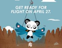 Punchdrunk Panda Twitter Promo