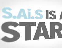 S.Ai.S - Intro (Typography Video)