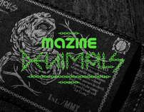 Mazine x DXTR / Denimals