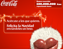 Coke Kissmas Actions